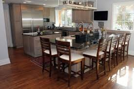 Kitchen Island With Seating For 5 5 Seat Kitchen Island