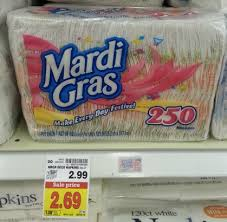 mardi gras napkins mardi gras napkins 250ct mylitter one deal at a time