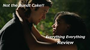 not the bundt cake everything everything review youtube