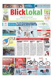 blicklokal wertheim kw51 2016 by blicklokal wochenzeitung issuu