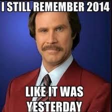 Happy New Year Meme 2014 - ron burgundy hahaha funny 2014 2015 new year funny pinterest