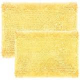 amazon com yellow bath rugs bath home u0026 kitchen