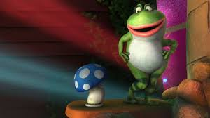 nanette frog shroom gnomeo juliet desktop wallpaper