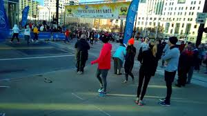 2017 cincinnati thanksgiving day race with realistic surround