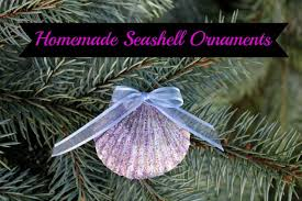 seashell ornaments here in singapore because we are