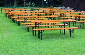 free images bench lawn seating seat orange empty furniture