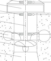 hydroturbine sketch hydroturbine schematic 1 upper guide bearing