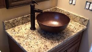31 x 22 vanity top for vessel sink vessel vanity top modern alluring granite tops reconciliasian com