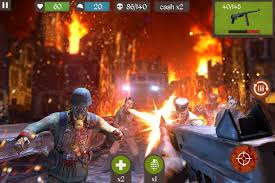 call of duty zombies mod apk call trigger 3d person shooter android apps