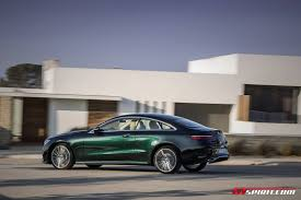green mercedes benz 2017 mercedes benz e class coupe review gtspirit