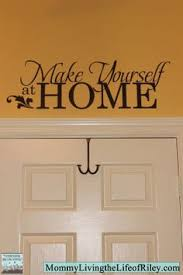 Wall Decal Quotes For Bedroom by Take A Deep Breath You U0027re Home Now Inspirational Wall Quotes