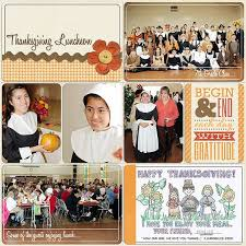 thanksgiving luncheon left credits lifetime templates sets 1