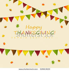 thanksgiving card stock vector 221302234
