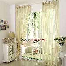 Cotton Canvas Curtains Cotton Canvas Curtain White West Elmthe Simple Sheer Curtains