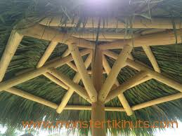 guide to building tiki huts in your backyard u0026 near pools