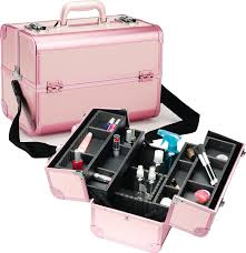 makeup artist box pro pink aluminum makeup only 79 95 plus free shipping