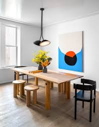 super colorful dining room stunning the dining room play a stunning new design