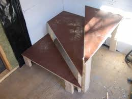 stairscase classy winder staircase design represents with rustic