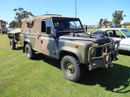 land rover 1990 1990 land rover perentie 110 australian army 4wd with tr u2026 flickr