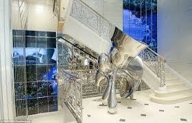 home design stores london inside christian dior s very opulent mayfair store with silk