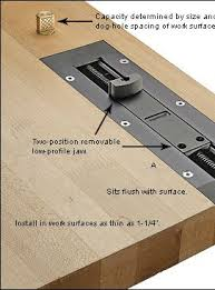 Woodworking Bench Vise Installation by 143 Best Ww Vises Images On Pinterest Workshop Projects And