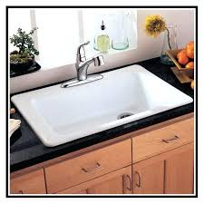 american standard americast sink 7145 americast kitchen sink with large size of kitchen iron farmhouse