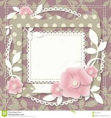 template of greeting card stock photos image 35418043