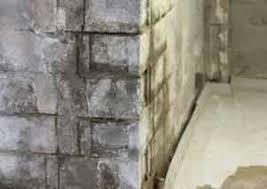 how to seal concrete block walls radonseal