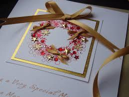 handmade christmas cards handmade christmas card wreath handmade cards pink posh