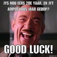 Good Luck Meme - good luck test meme luck best of the funny meme