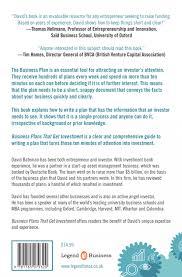 Seeking Book Pdf Business Plan Investor Ready Sle Pdf Presentation