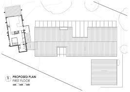 Floor Plan Beach House by Gallery Of Beach House Clare Cousins 18