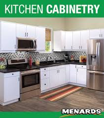 menards stock white kitchen cabinets klëarvūe öland white l shaped kitchen w 10 cabinet