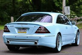 mercedes cl600 amg price buy retired nba tracy mcgrady s coast custom tuned