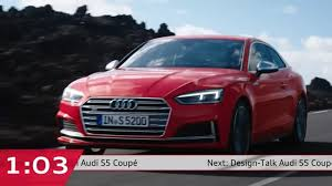 New Audi A5 Release Date Watch The World Premiere Of Audi U0027s New 2017 A5 Coupé First Photos