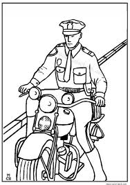 police motorcycle coloring new picture police coloring book at