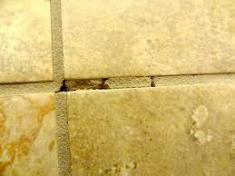 how to quickly repair cracks in tile grout mops brooms the