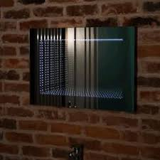 Bathroom Infinity Mirror The Ultimate In Style Our Wide Infinity Mirror Http Www