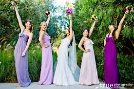 purple bridesmaid dresses bridesmaids dresses by color style and trend dress photos
