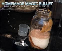black friday magic bullet homemade magic bullet using a mason jar with your blender primer