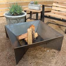 Firepit Liner Portable Gas Pit Pit Ring Insert Pit Liner