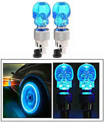 buy honda cbr 150r spedy round led decorative strobe flash adorn light blue and red