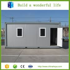 light steel frame modular construction prefab office container house