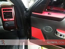 range rover pink interior land rover range rover 2003 2006 dash kits diy dash trim kit