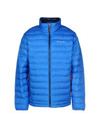 columbia men coats and jackets bright blue columbia on sale