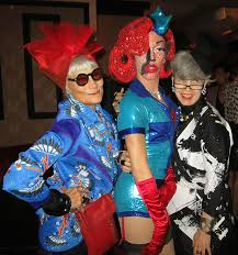halloween party cleveland idiosyncratic fashionistas mao pr 15th anniversary party 9 9 13