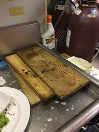cutting board plates i work as a dishwasher i want plates rebrn