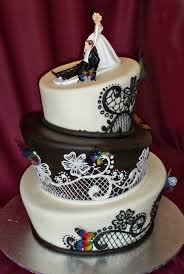 wedding cake edinburgh cake wedding cake with doves wedding cakes lovely black and