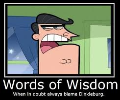 Fairly Odd Parents Meme - the fairly oddparents words of wisdom by masterof4elements on