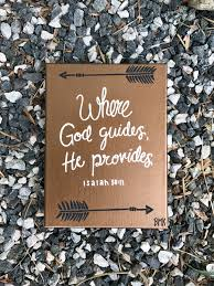 where god guides he provides isaiah 58 11 u2022 bible verse canvas